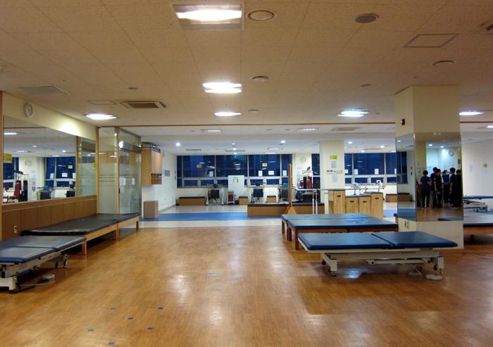 운동치료실 8층